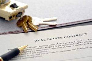 bigstock-Real-Estate-Contract-And-Lock-67261691