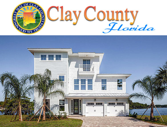 Clay County House